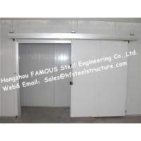 Wholesale EPS / PU Sandwich Panels Walk in Freezer Panel for Cold Storage to Keep Fruit Fresh from china suppliers