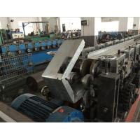 Wholesale 1.5 - 2mm Steel Door Frame Making Machine 17 Stations 8000mm X 800mm X 800mm from china suppliers