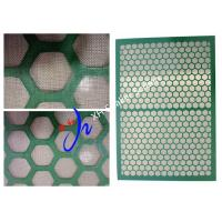 Wholesale Stainless Steel Oil Drilling FSI 5000 Shaker Screen For Desander API 20 - 325 from china suppliers