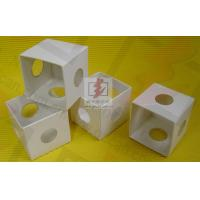 Wholesale White Cardboard Folding Gift Boxes With Pvc Window , Folding Paper Boxes from china suppliers