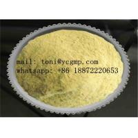 Wholesale CAS 315-37-7 Yellow Steroid Powder Trenbolone Enanthate for Bodybuilding from china suppliers