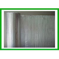 Wholesale Reflective Bubble Insulation Silver Backed Insulation Foil Faced from china suppliers
