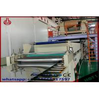 Wholesale Lightweight Fireproof Mgo Board Making Machine For Mgo / Mgcl2 / Sawdust from china suppliers