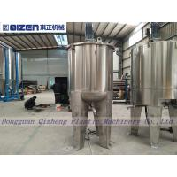 Wholesale Liquid Detergent Mixer Chemical Mixing Equipment Double Sides Opened from china suppliers
