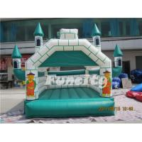 Wholesale Playground Equipment 0.55mm PVC Tarpaulin Inflatable Water Trampoline Combo Bouncer from china suppliers
