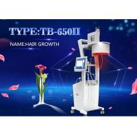 Wholesale Three Wavelength LED Light Color Touch Sreen Diode Laser Hair Loss Treatment Machine from china suppliers