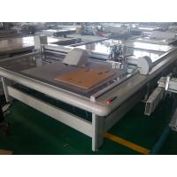 Wholesale Oscillating Drag Knife Paper Box Making Machine Drawing Creasing Cutting Servo Motor from china suppliers