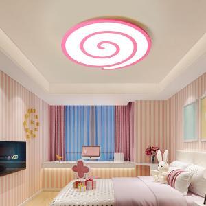 Buy cheap Modern ceiling light Fixtures for Bedroom Dining room Kids room led luminaires Lollipop Shape flush mount ceiling light from wholesalers