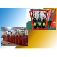 Buy cheap Enclosed Flooding FM 200 Suppression System Piped for Single Zone from wholesalers