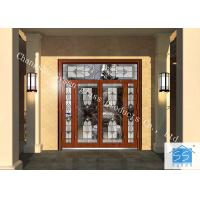 Wholesale Hollow Insulated Privacy Decorative Panel Glass Red Copper Thickness 25.4 MM from china suppliers