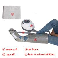 Wholesale Non - Woven Air Compression Leg Massager For Foot Calf And Thigh Circulation from china suppliers