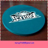 Wholesale 3d custom pvc drink coaster for promotional from china suppliers
