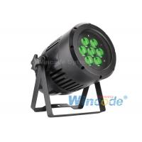 Wholesale RGBW 4 in 1 DMX Control LED Par Light , Motorized Zoom Par Led Lamps from china suppliers