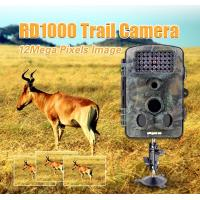 Wholesale 12MP Waterproof Hunting Trail Camera 1080P Night Vision Wildlife Camera from china suppliers