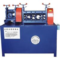 Wholesale Stainless Steel Wire Cutting Cable Stripping Machine 0.37kW / 0.5HP Power from china suppliers