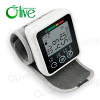 Wholesale Hot promotion wrist type blood pressure monitor from china suppliers