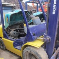 Wholesale Origin from Japan Cheap price Good  quality 3 ton  used Komatsu FD30  forklift truck for sale from china suppliers