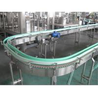 Wholesale Drink Bottle Conveyor System For Bottled Juice Production Lines from china suppliers