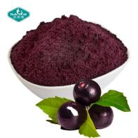 Wholesale 100% Natural Weight Loss Brazil Acai Berry Extract with Purple Powder for Skin as Herbal Extract and Plant Extract from china suppliers