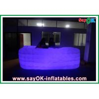 Wholesale Fire-proof Custom Inflatable Air Tent , 210D Oxford Cloth Inflatable Bar from china suppliers