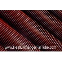 Wholesale A106 Gr.B SMLS Carbon Steel Helical Welded Fin Tubes Solid Type from china suppliers