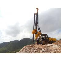 Wholesale Well Drilling 43m Foundation Pile Machine KR125A Rock Boring Machine Bore Well Drilling Machine from china suppliers