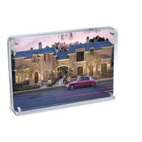 Wholesale Free design high transparency clear square acrylic photo frame from china suppliers