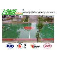 Wholesale Plastic Silicon Polyurethane Sport Court Surface Polyurethaning Floors Volleyball Court from china suppliers