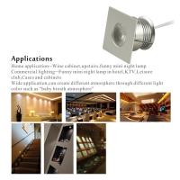 Wholesale ETRN Brand 2Wx6 Dimmable MINI LED Downlights Cabinet Light Spotlight Ceiling embeded Light from china suppliers