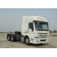 Wholesale HOWO 6*4-420HP-1 BEDS-TruckTractor truck- Semi-trailer Towing Truck- CNG Engine from china suppliers