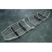 Wholesale OEM First Aid Stainless Steel Emergency Basket Rescue Medical Stretchers from china suppliers
