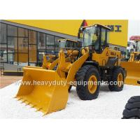 Wholesale Mechanical Operation Front Loader Construction Equipment 12700Kg Operating Weight from china suppliers