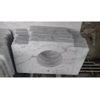 Wholesale Guangxi White Marble Vanity Top,China Carrara White Marble Bathroom Vanity Top,White Marble Kitchen Top from china suppliers