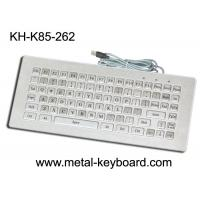 Wholesale Mini Size Water Resistant Industrial Computer Keyboard Rugged 85 Keys Customized Layout from china suppliers