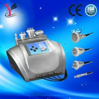 Wholesale Portable Cavitation vacuum rf slimming rf lipolysis body slimming machine from china suppliers