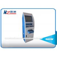 Wholesale Touch Screen Information Hospital Check In Kiosk All In One 1920 X 1080 Max Resolution from china suppliers