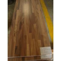 Buy cheap European Black Walnut solid wood panel finger jionted worktops countertops table tops butcher block tops kitchen tops from wholesalers