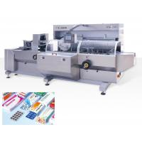 Wholesale High Speed Fully Automatic Cartoning Machinery , Medicine / Food Box Packing Machine from china suppliers