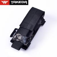 Wholesale 1000D Nylon Army Camo Tactical Molle Holster Cartridge Clip Bullet Tool Knife Belt Pouch Sheath from china suppliers