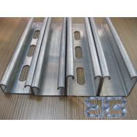 Wholesale Slotted Strut GI Channel from china suppliers