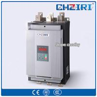 Buy cheap CHZIRI 75KW 90KW AC motor soft starter CE CCC ISO9001 approved soft starters 320V-460V for heat pump, hoist mahinery etc from wholesalers