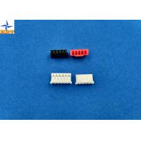 Wholesale Single Row Board To Wire Connectors Pitch 2.00mm PA66 Housing With Lock Top Entry Type Connector from china suppliers