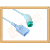 Wholesale Flexibility 10 Pin IBP Cable Utah For Hellige 5th Generation Monitor from china suppliers