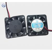 Wholesale 1 Inch Micro Dc Brushless Fan / Air Purifier Air Cooling Small Computer Fan 12v 10000rpm from china suppliers