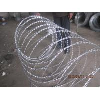 Wholesale Hot Dipped Galvanized Stainless Steel Razor Wire from china suppliers