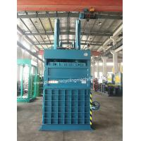 Wholesale 100T Waste Plastic Bottles / Films Waste Plastic Recycling Machine Hydraulic from china suppliers