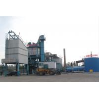 Wholesale 160Ton Stationary Asphalt Mixing Plant With Weighing Accuracy Reaches 0.1% from china suppliers