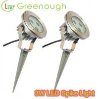 Wholesale LED Garden Spike Light/LED Lawn spike Light/LED Projector Light/ LED Flood Spot Light from china suppliers