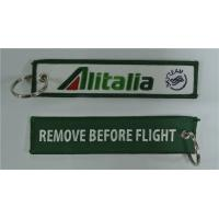 Wholesale Alitalia Skyteam Remove Before Flight with Customized Embroidered Logo, Accept Any Color a from china suppliers