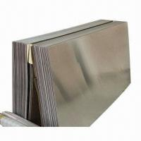 Quality Aluminum sheets for PS baseplate with 8 to 2400 and 0.2 to 320mm thickness  for sale